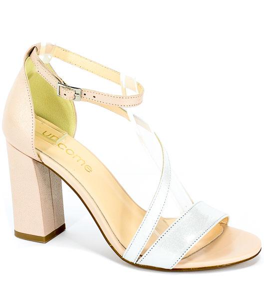 Sandały Uncome 28119 Mix Rosa