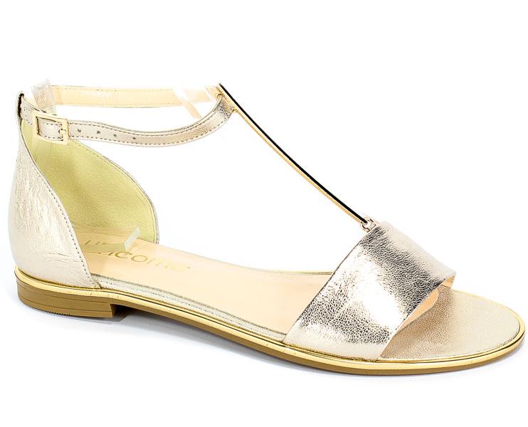 Sandały Uncome 28152 Platino