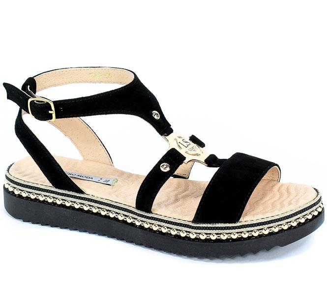 Sandały Euro Moda Lib 1045 135