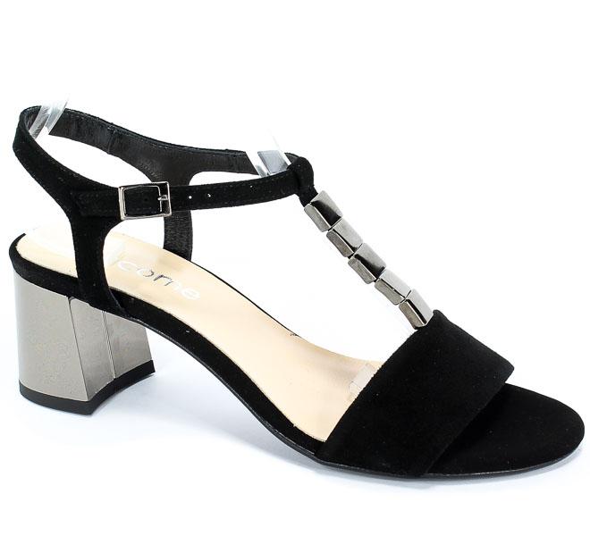 Sandały Uncome 28117 Nero