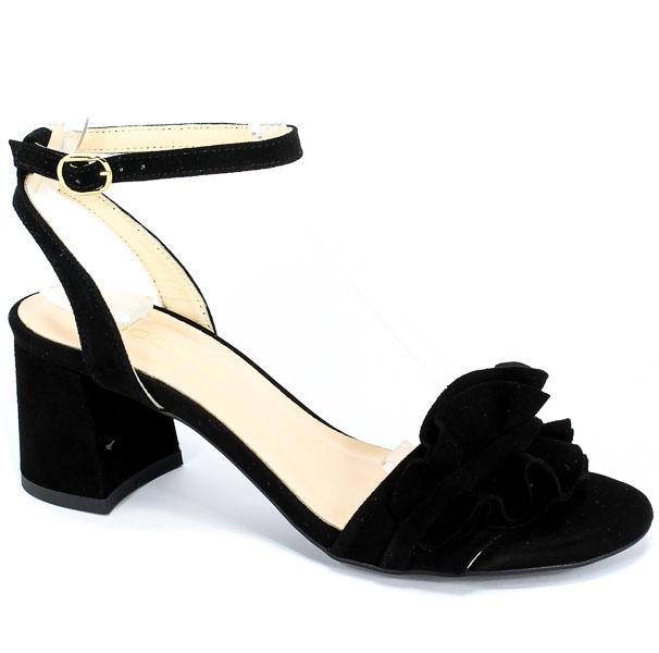 Sandały Uncome 28114 Nero