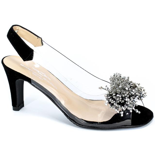 Sandały Brenda Zaro T3449A Vinilo