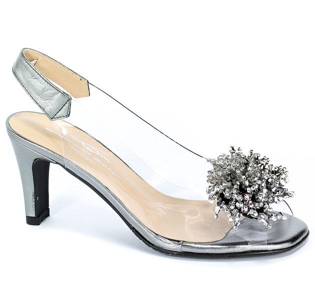 Sandały Brenda Zaro T3449 Vinilo