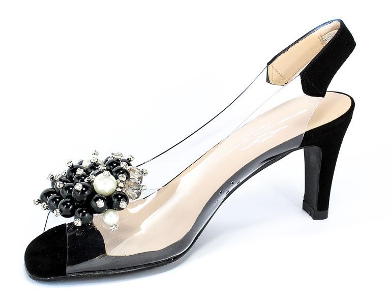 Sandały Brenda Zaro T3448 Vinilo