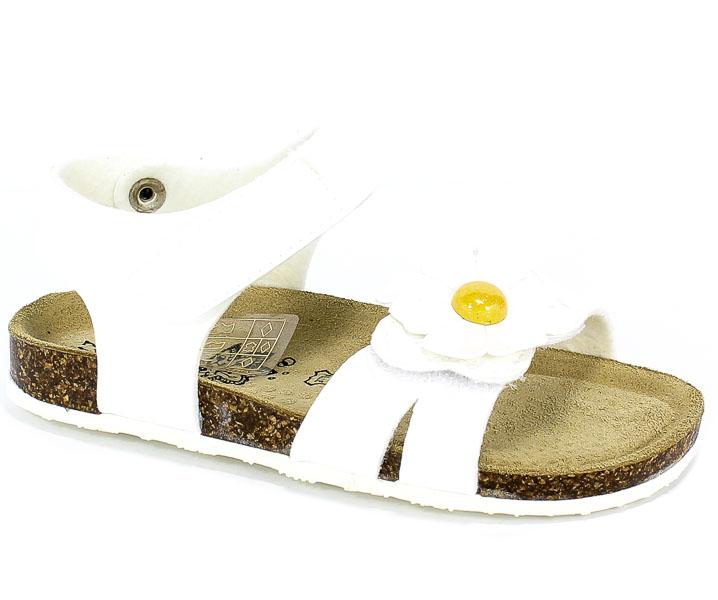 Sandały Primigi 3426900 Si.Vernice/Bianco r.30-39