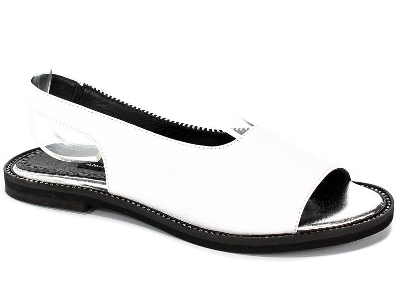 Sandały Alexio Giorgio 705 Biały