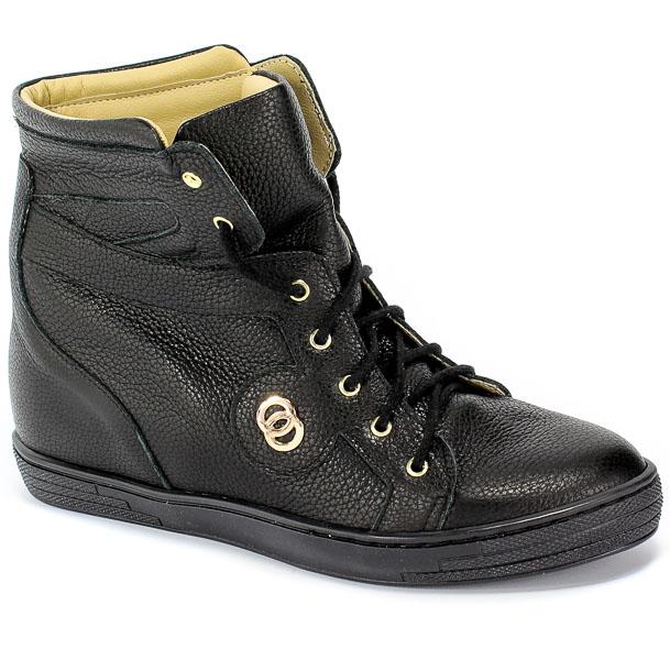 Sneakersy Lewski 2809 Biały/Granat Skóra