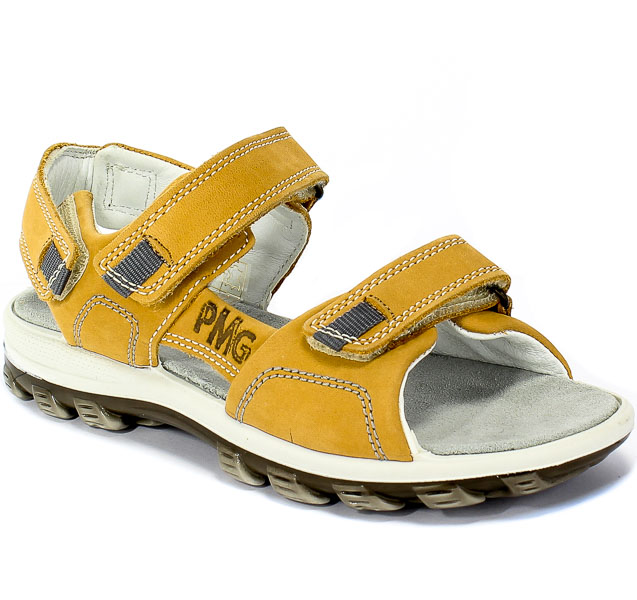 Sandały Primigi 5391133 Nabuk Morbido/Desert r.25-30