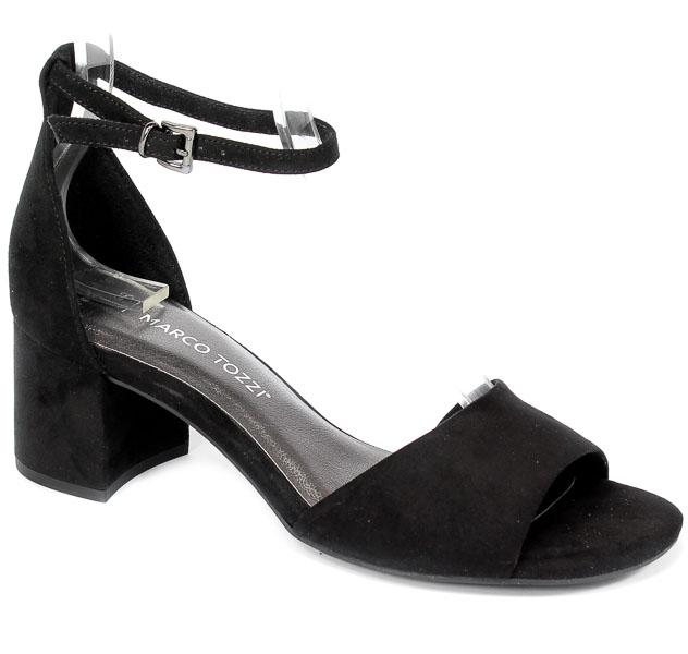 Sandały Marco Tozzi 2-28316-26 001 Black