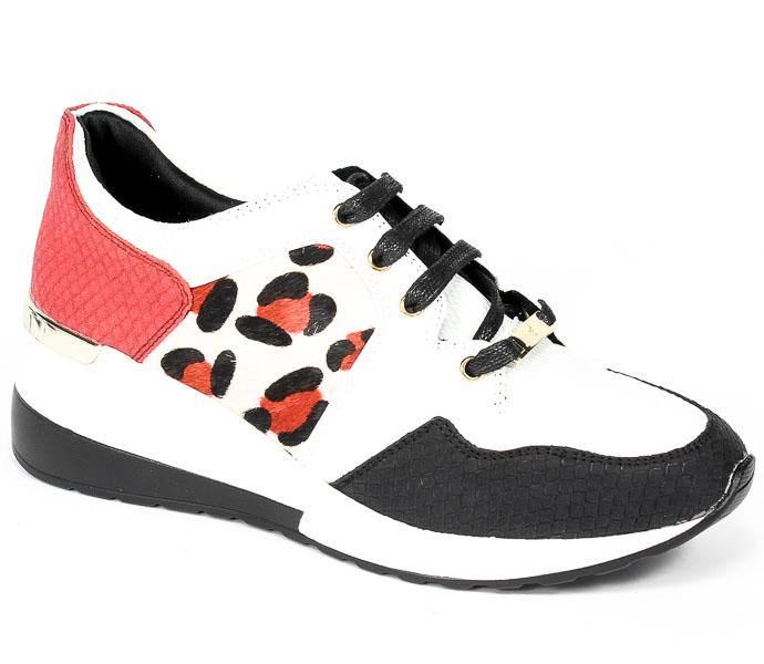 Sneakersy Menbur 21848-0007 Rojo Red